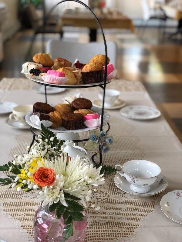 """High Tea"" at The Chateau at Brooklyn"